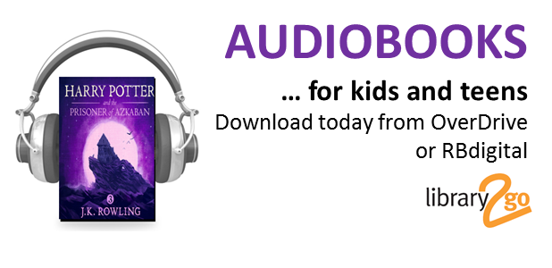 Kids audiobooks promo