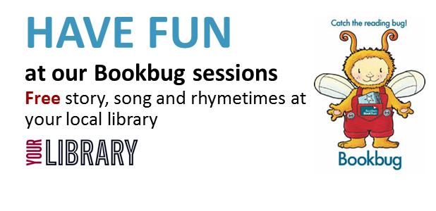 Library bookbug sessions