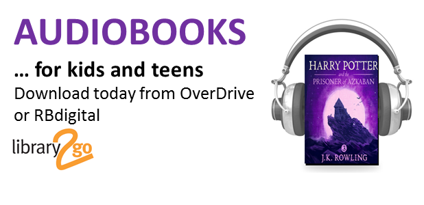 Kids audiobook services