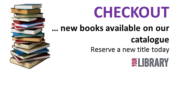 New books available now