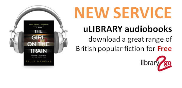 Try our new eaudiobook service