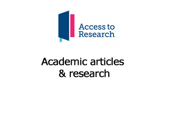 Access to research academic articles and research
