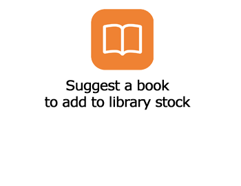 Suggest a book to add to library stock