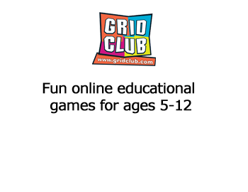 GridClub online educational games for children