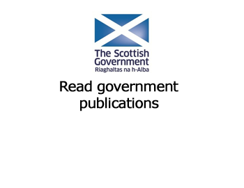 Scottish government ebook publications