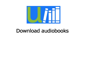 U Library audiobooks service